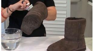Как чистить угги: домашние способы или химчистка