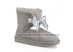 UGG GITA BOW MINI BOOT SEAL