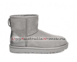 UGG CLASSIC MINI II METALLIC SEAL