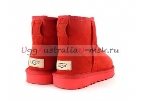 UGG CLASSIC II MINI RED