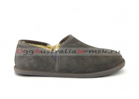 UGG SLIPPERS SCUFF ROMEO II GREY