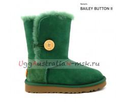 UGG BAILEY BUTTON SHORT II GREEN