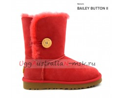 UGG BAILEY BUTTON SHORT II RED