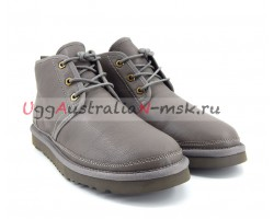 UGG MENS BOOTS NEUMEL II METALLIC GREY