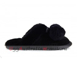 UGG SLIPPER HAFNIR BLACK