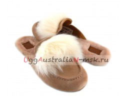 UGG SLIPPER LANE APRICOT