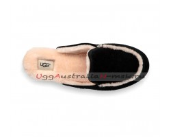 UGG LANE SLIP-ON LOAFER BLACK