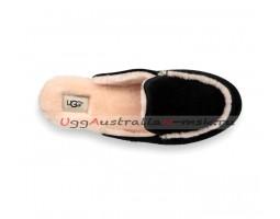 UGG LANE SLIP-ON LOAFER BLACK
