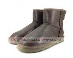 UGG MEN CLASSIC MINI DECO GREY