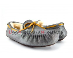 UGG DAKOTA GLITTER GREY