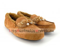 UGG DAKOTA PEARE CHESTNUT