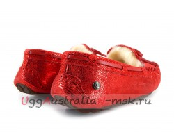 UGG DAKOTA SPARKLE RASPBERRY