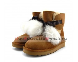 UGG GITA NEW CHESTNUT