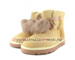 UGG GITA OIL YELLOW