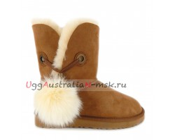 UGG IRINA II NEW CHESTNUT