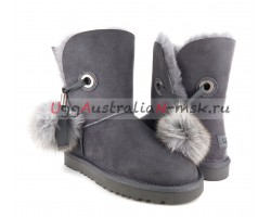 UGG IRINA II NEW GREY