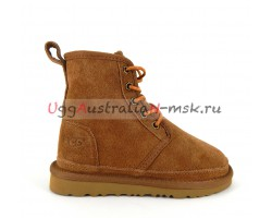 UGG KIDS BOOTS HARKLEY CHESTNUT
