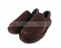 UGG MEN SLIP-ON KENTON CHOCOLATE