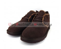 UGG MENS BOOTS MAKSIM CHOCOLATE
