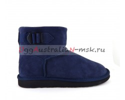 UGG MEN CLASSIC MINI STRAP NAVY