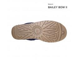 UGG BAILEY BOW II NAVY