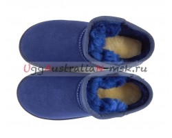 UGG SLIPPER TASMAN NAVY