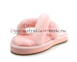 UGG SLIPPER ABELA ROSE