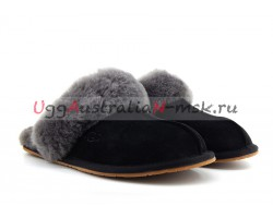 UGG SLIPPER SCUFFETTE II BLACK