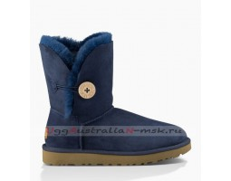 UGG BAILEY BUTTON SHORT II NAVY