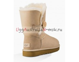 UGG BAILEY BUTTON SHORT II SAND