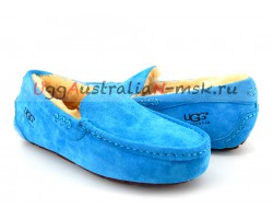 UGG ANSLEY ELECTRIC BLUE