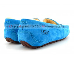 UGG ANSLEY ELECTRIC BLUE