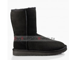 UGG CLASSIC II BLACK