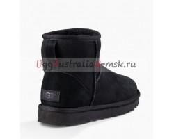 UGG MINI CLASSIC II BLACK