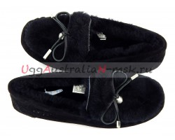 UGG ANSLEY RIVERS BLACK
