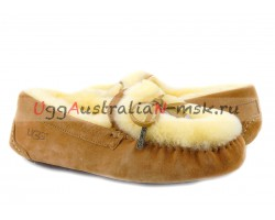 UGG ANSLEY RIVERS CHESTNUT