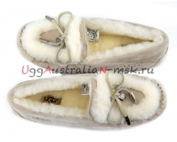 UGG ANSLEY RIVERS GREY VIOLET
