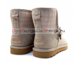 UGG MARILU DOUBLE DIAMOND SAND