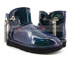 UGG & JIMMY CHOO L&C BLUE AND GREEN