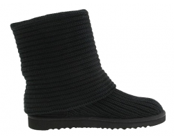 UGG CLASSIC CARDY BLACK