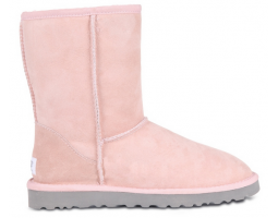 UGG CLASSIC SHORT PINK