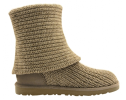 UGG CLASSIC CARDY CHESTNUT