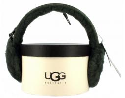 UGG EARMUFF BLACK