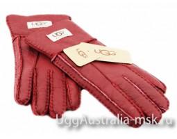 UGG GLOVE RED