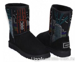UGG HONG KONG BLACK