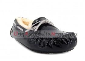 UGG LUCKY BLACK