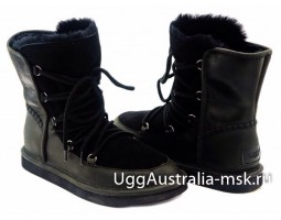 UGG LODGE BLACK