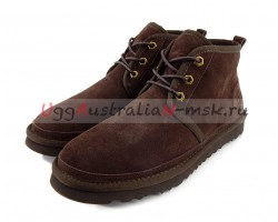UGG MENS BOOTS NEUMEL NEW CHOCOLATE