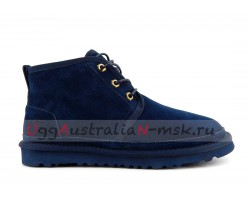 UGG MENS BOOTS NEUMEL NEW NAVY