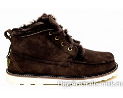 UGG MEN'S BECKHAM CHOCOLATE